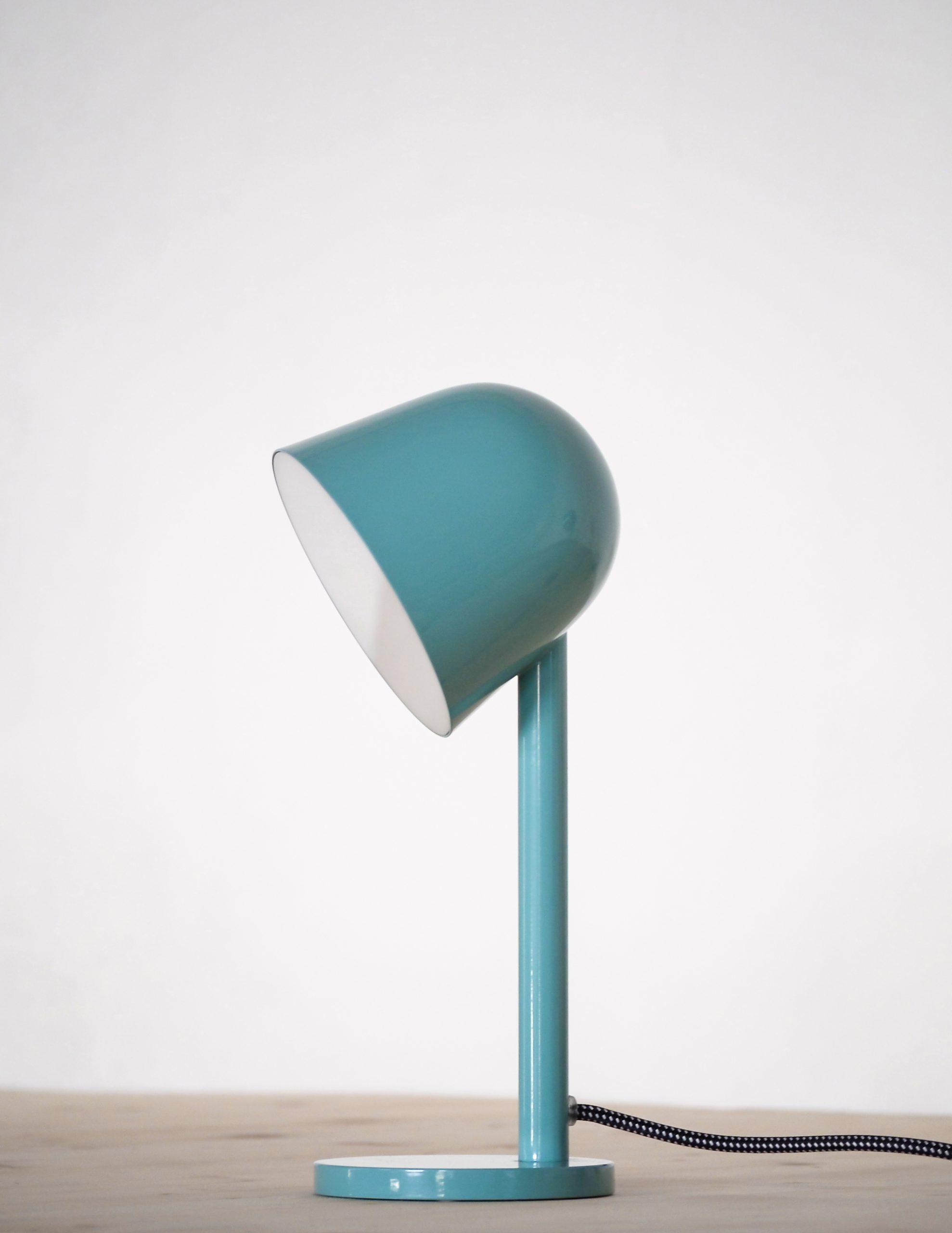 Sky blue Campanule lamp by Debiasi sandri for Ligne Roset