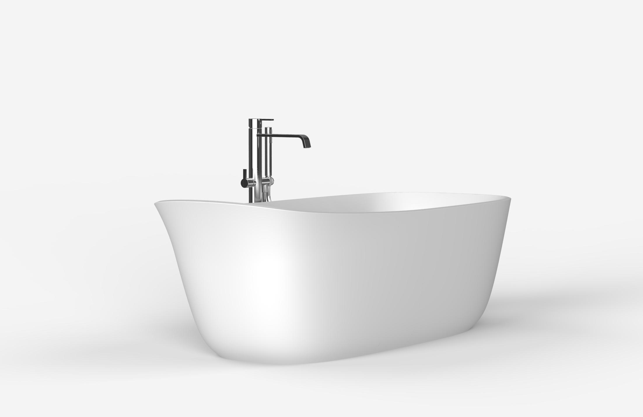 Dafne bathtub by Antoniolupi