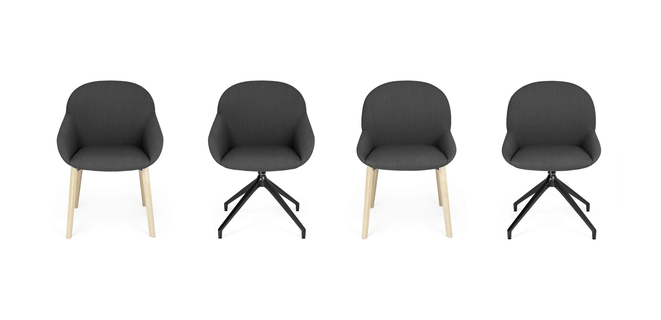 Elba chairs by Debiasi Sandri for Crassevig overview