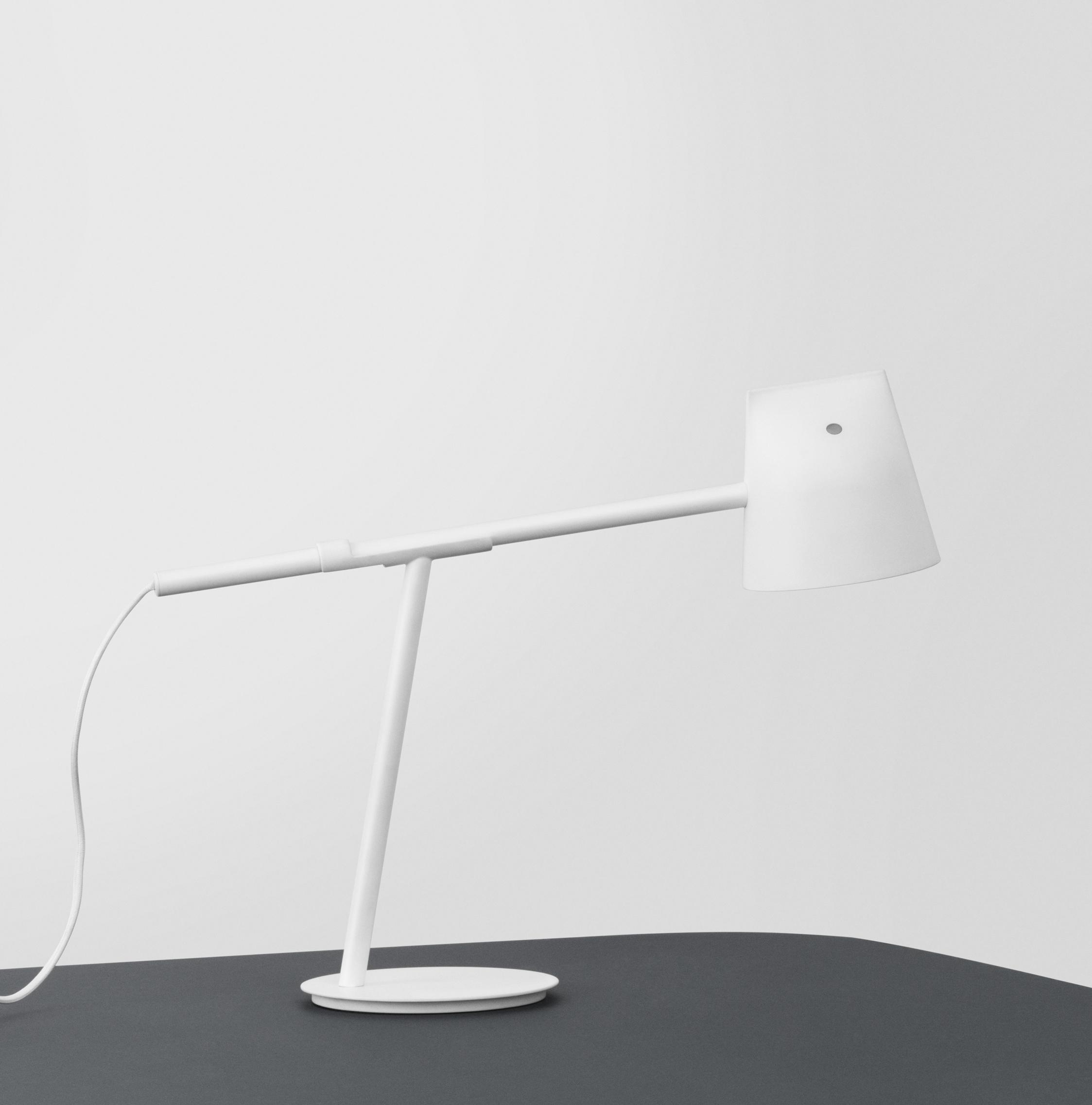 White Momento lamp By Debiasi Sadndri for Normann Copenhagen