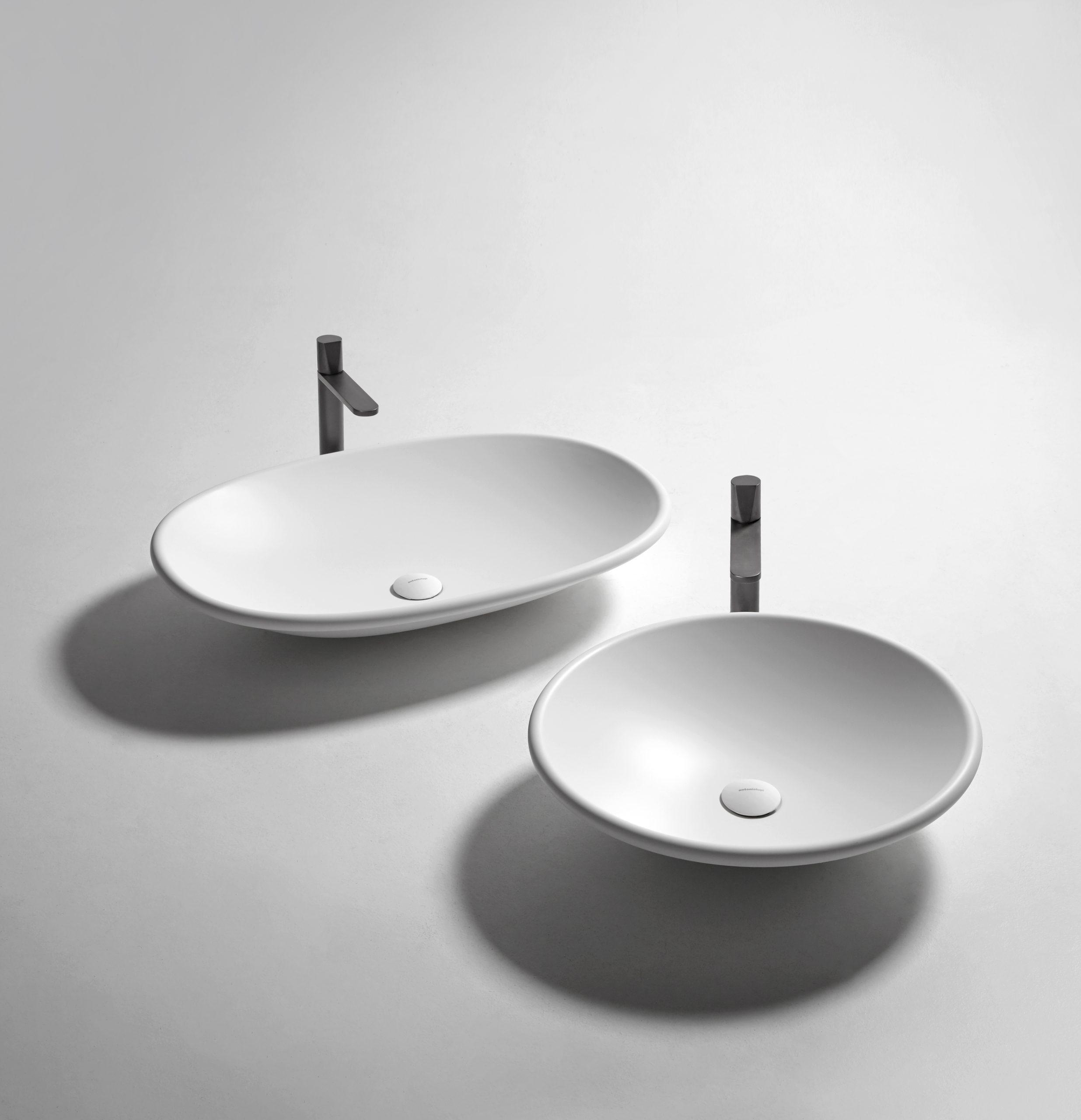 Rim Washbowls designed by Debiasi Sandri for Antoniolupi
