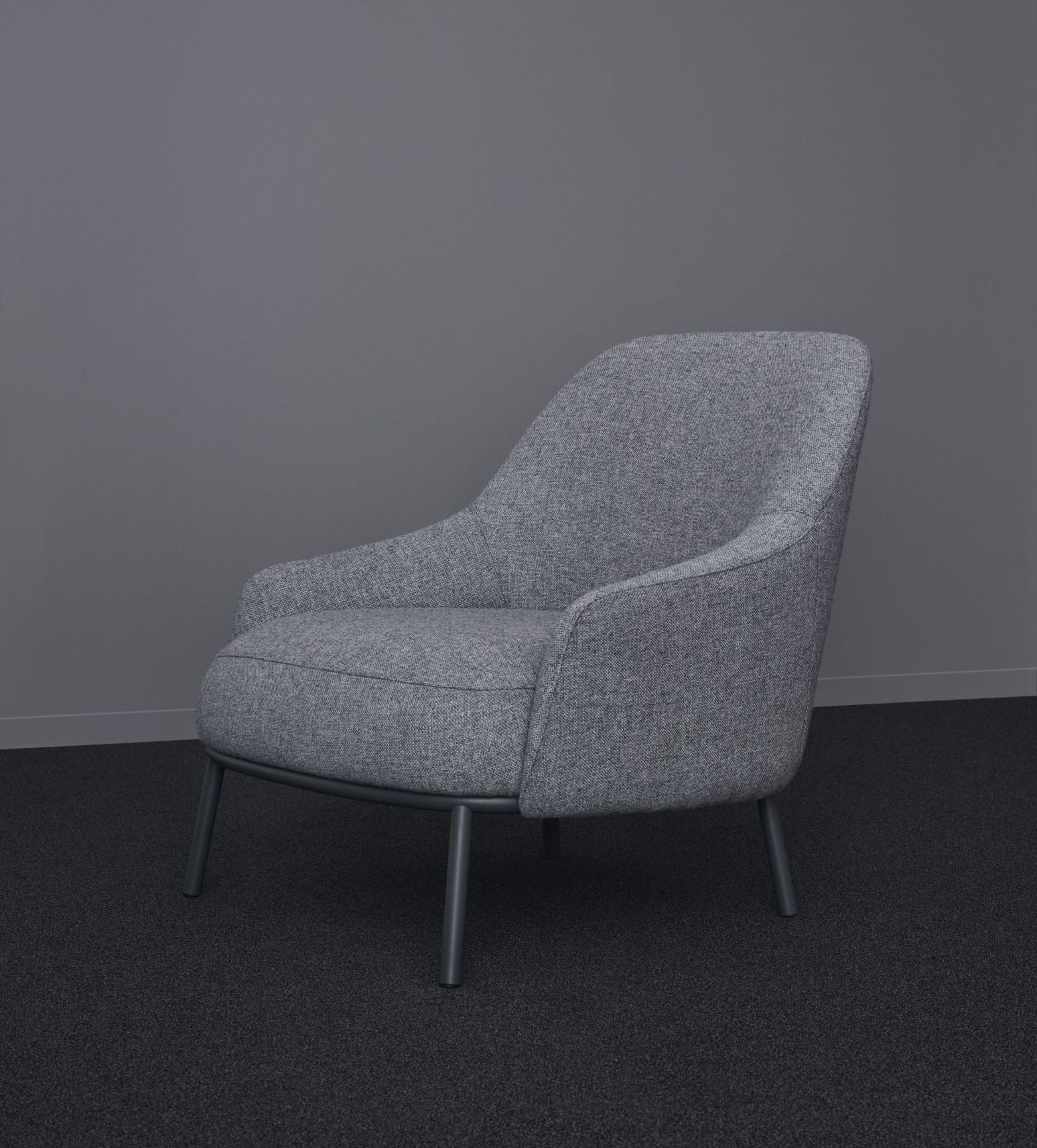 Shift easychair classic by Debiasi Sandri for Offecct