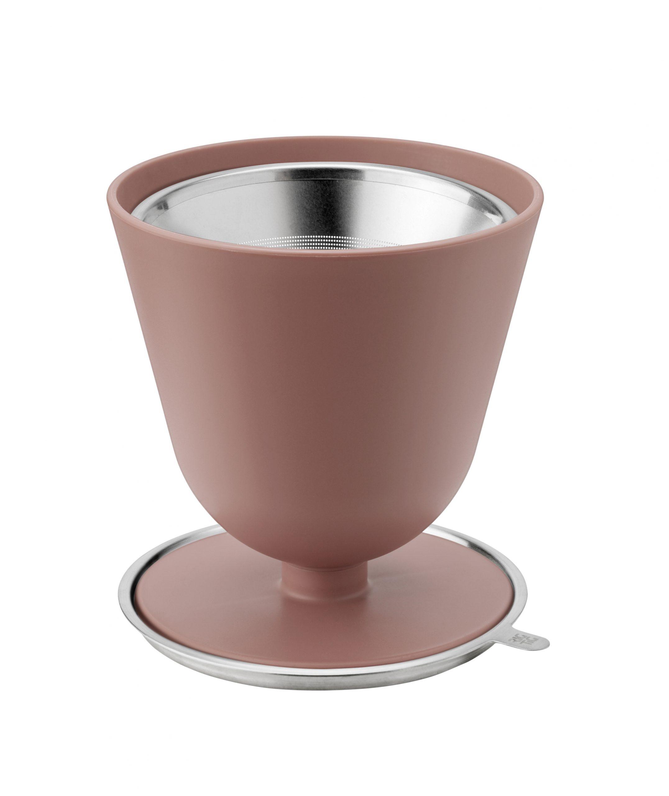 Slow coffee dripper by Debiasi Sandri for RigTig