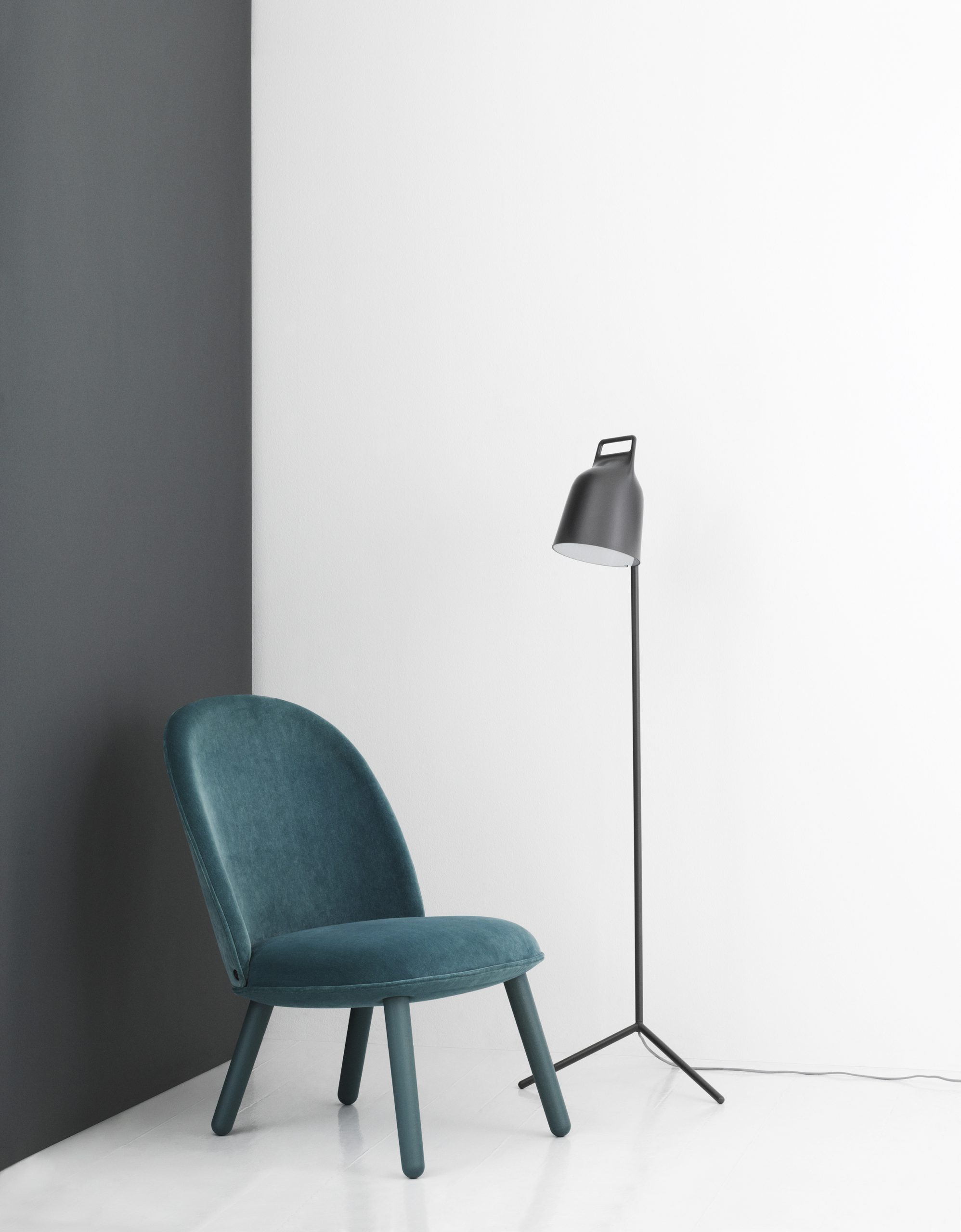 Stage floor lamp by Debiasi Sandri for Normann Copenhagen