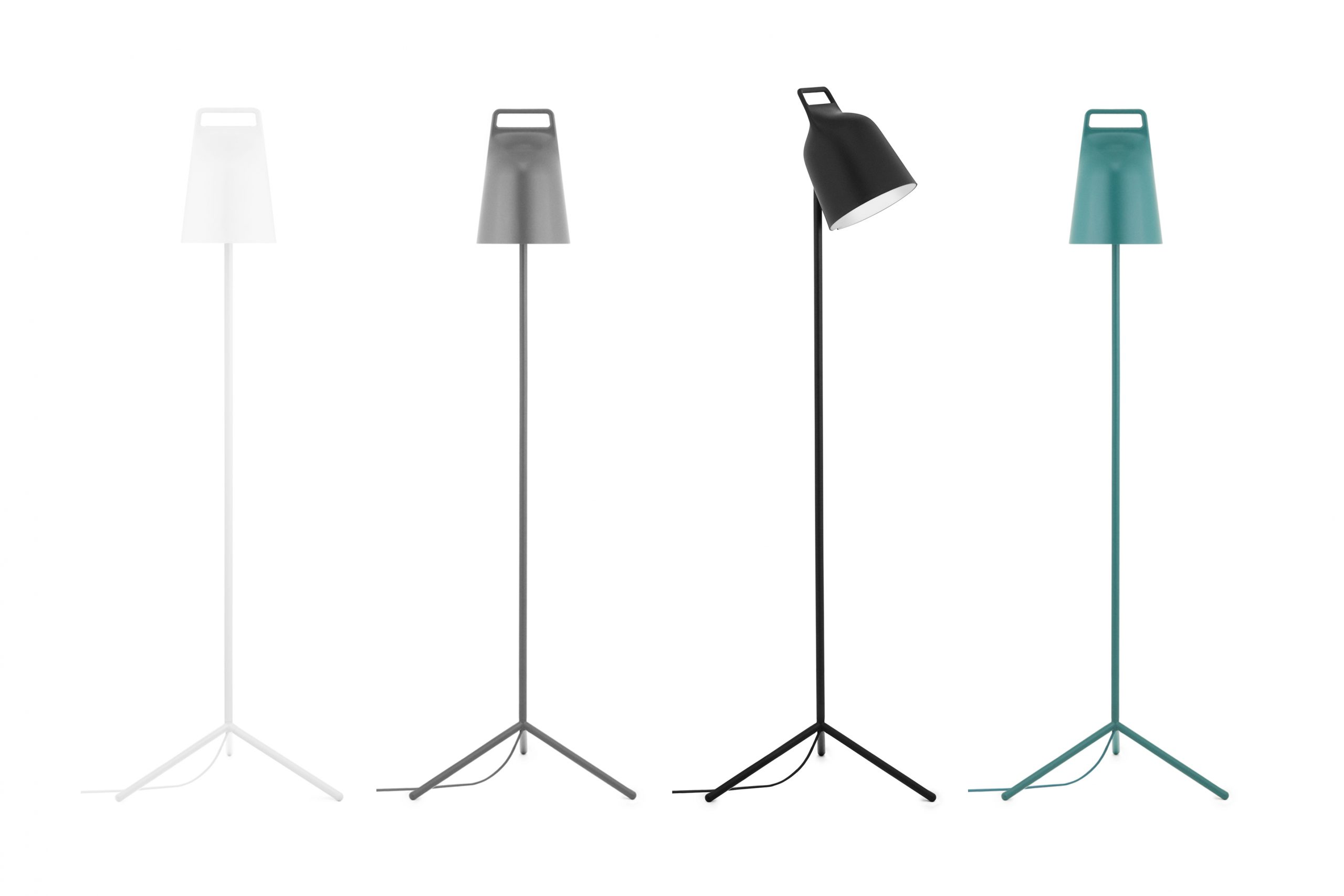 Stage floor lamps by Debiasi Sandri for Normann Copenhagen