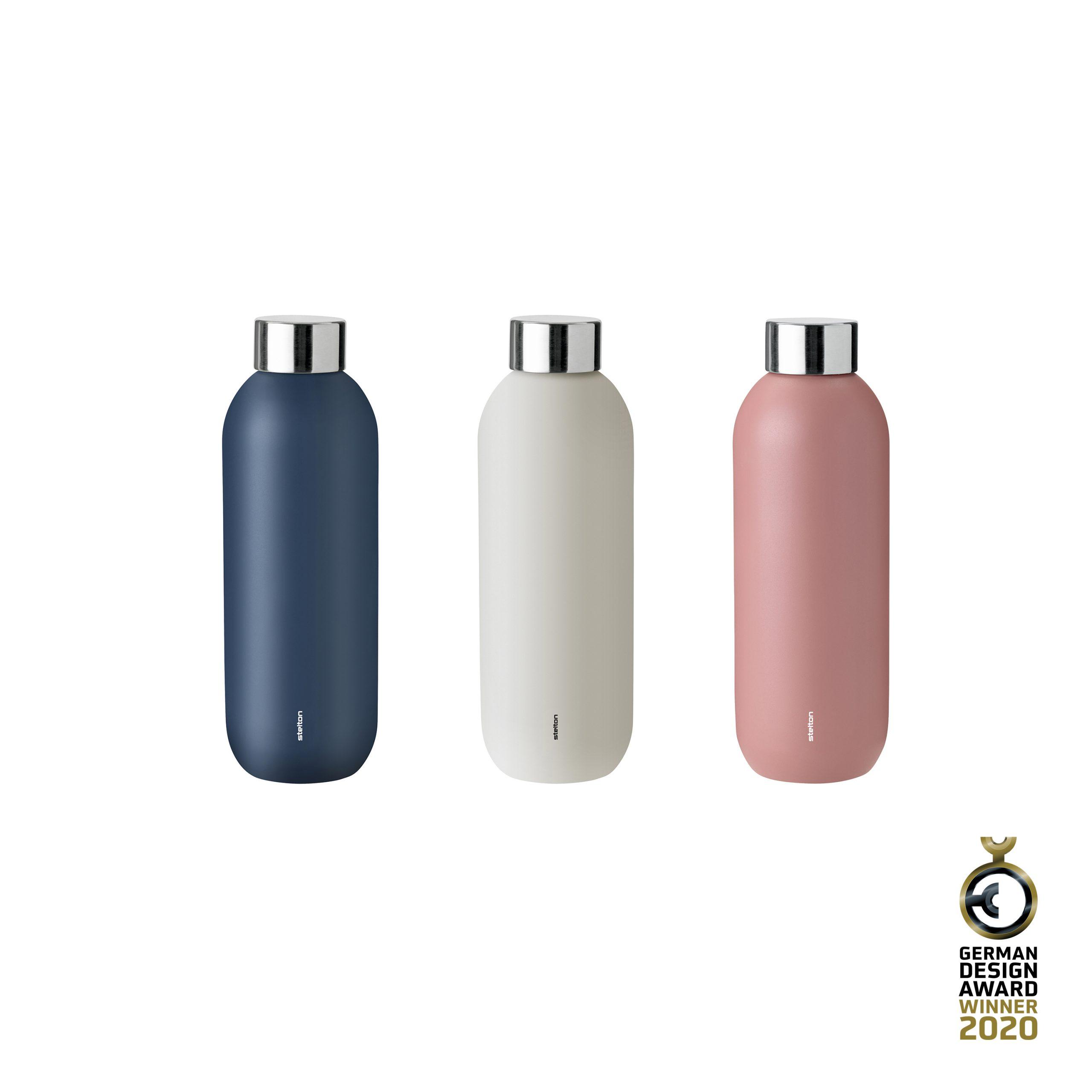 German Design Award for Keep Cool bottle by Debiasi Sandri for Stelton