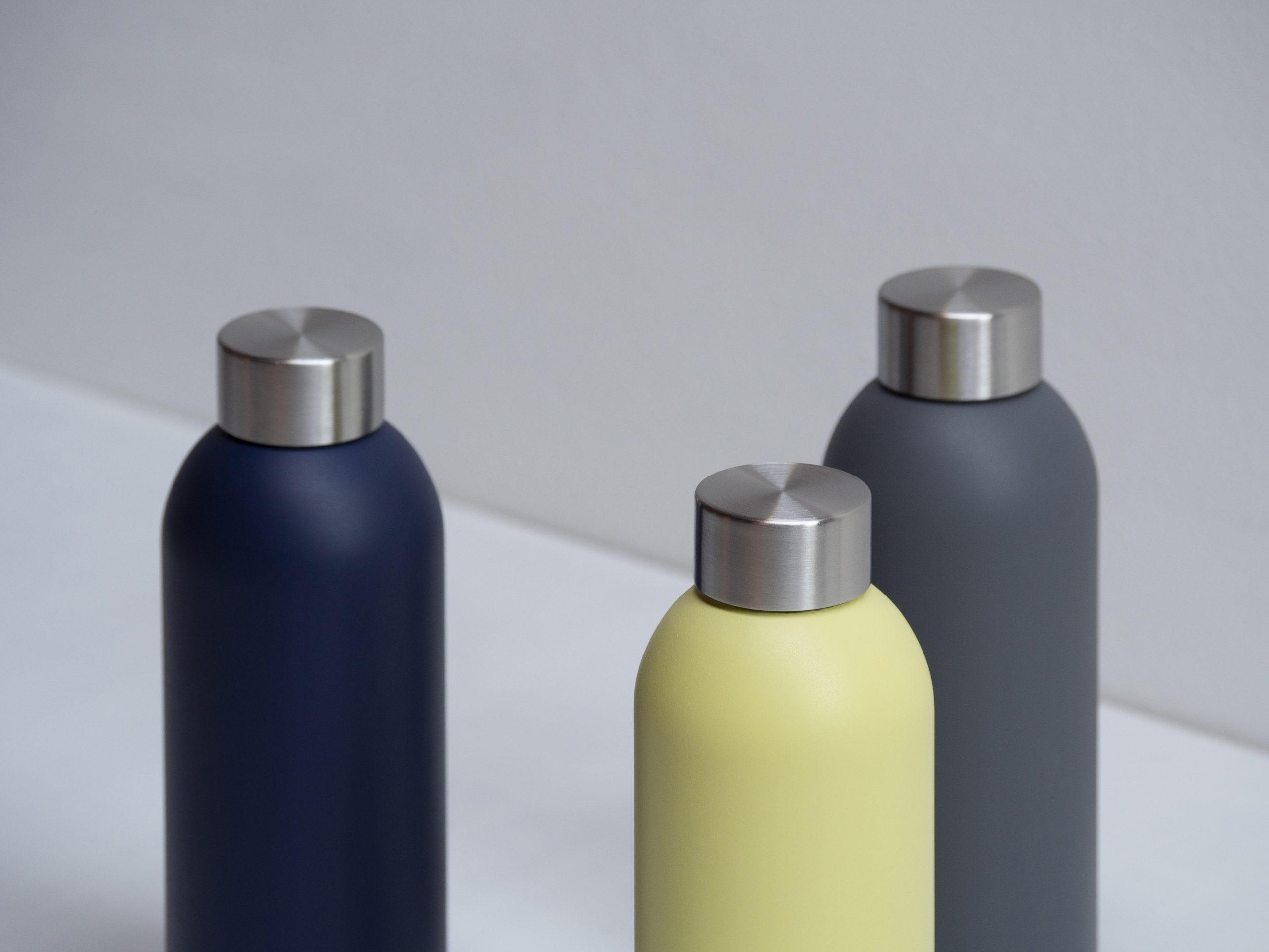 Detail of Keep Cool bottle by Debiasi Sandri for Stelton