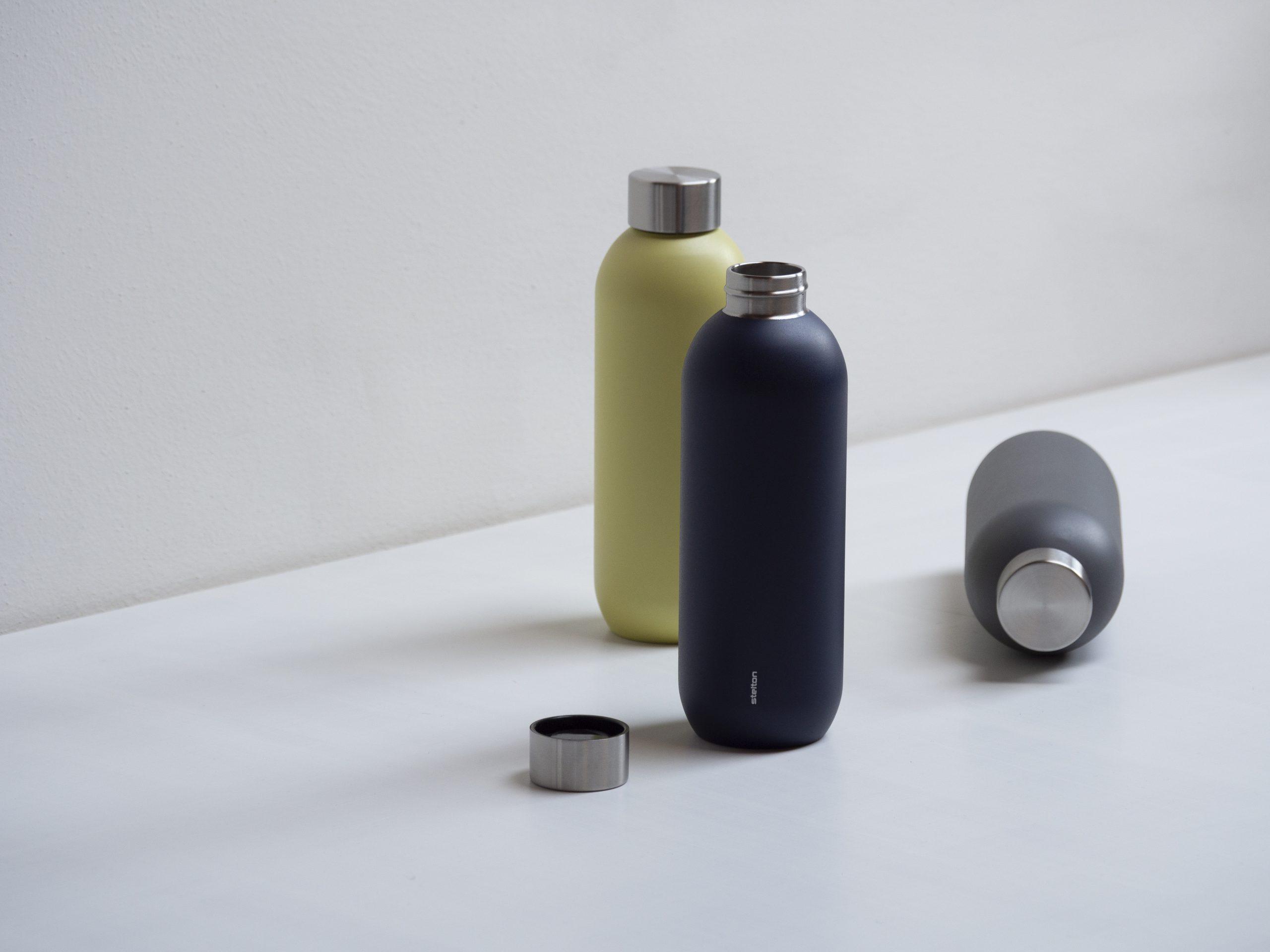 Keep Cool bottle by Debiasi Sandri for Stelton
