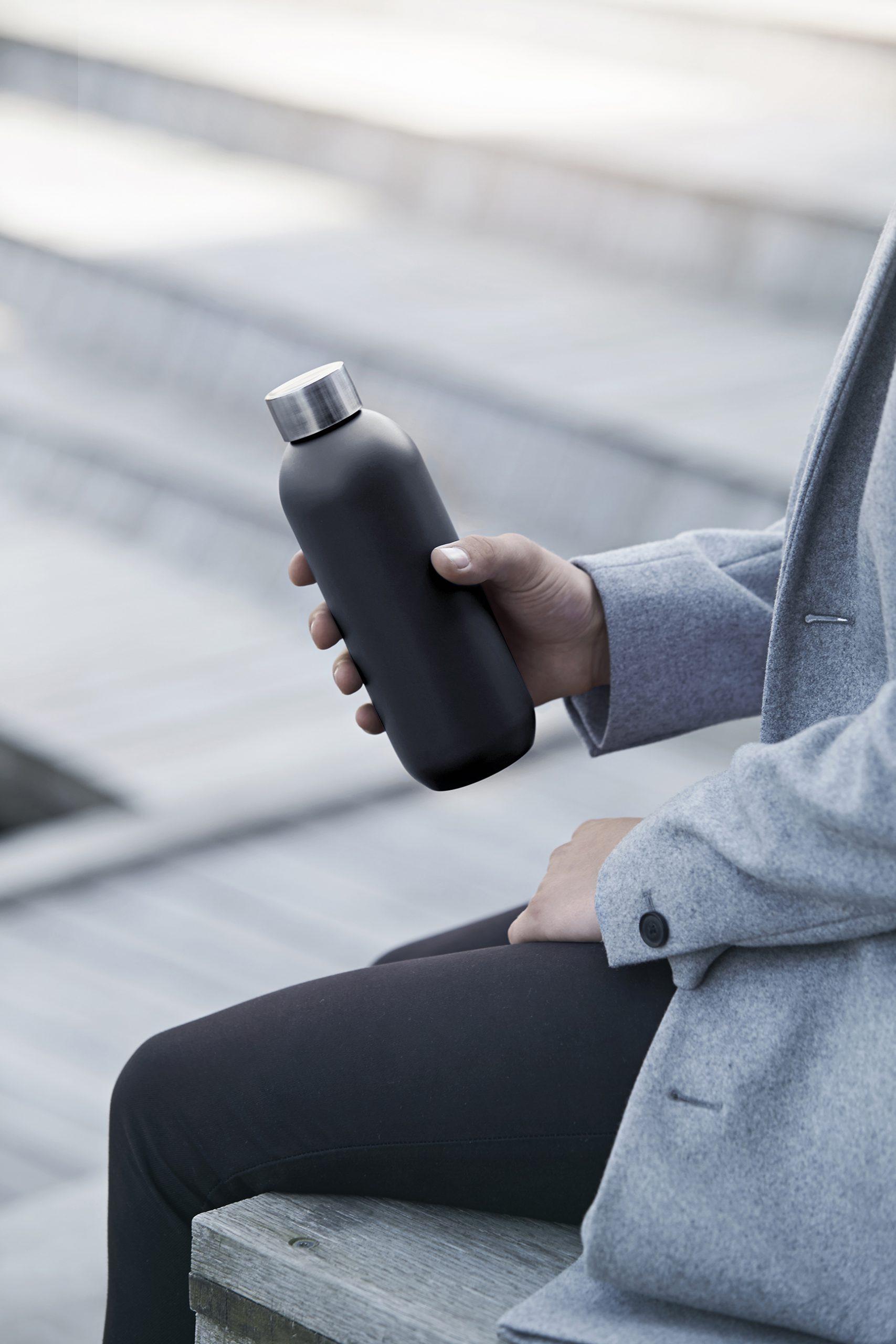 Outdoor Keep Cool bottle by Debiasi Sandri for Stelton