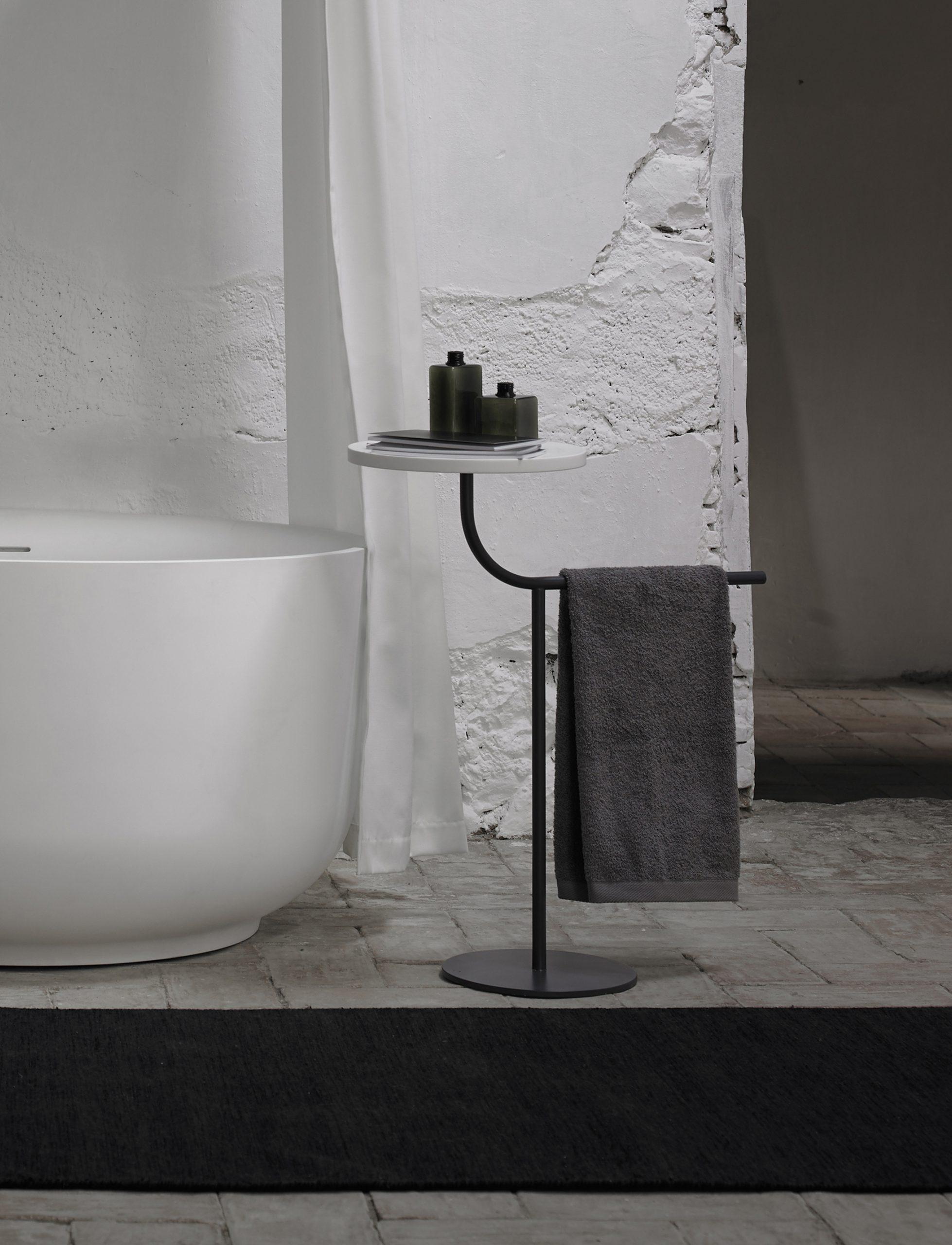 Bivio side table designed by Debiasi Sandri for Inbani