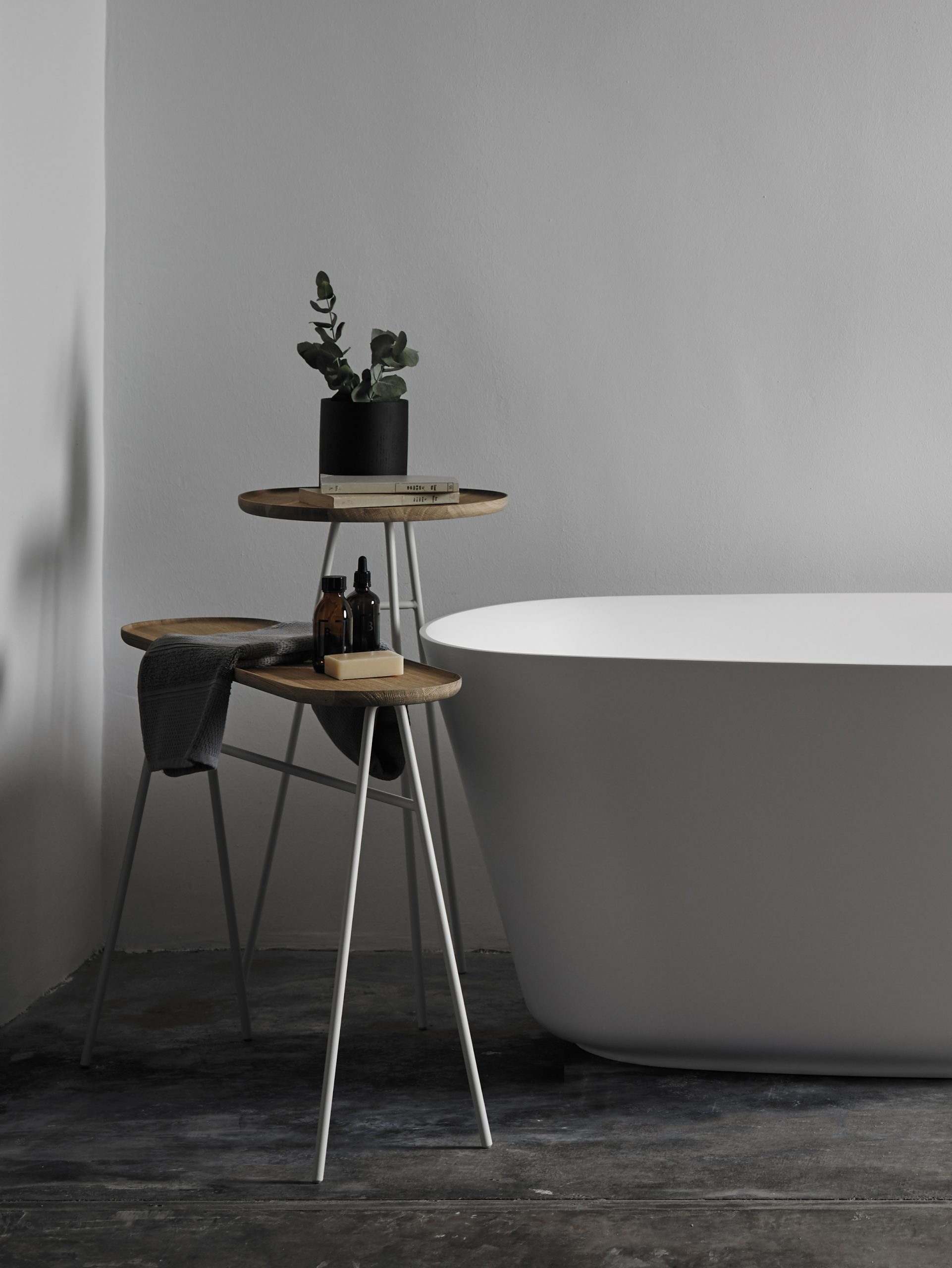 Tray designed by Debiasi Sandri for Inbani