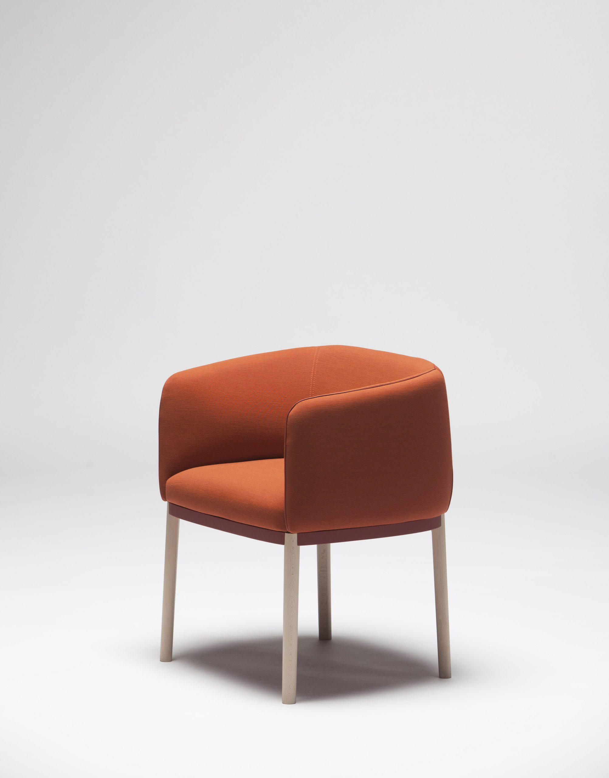 Cape armchair by Debiasi Sandri for Tekhne