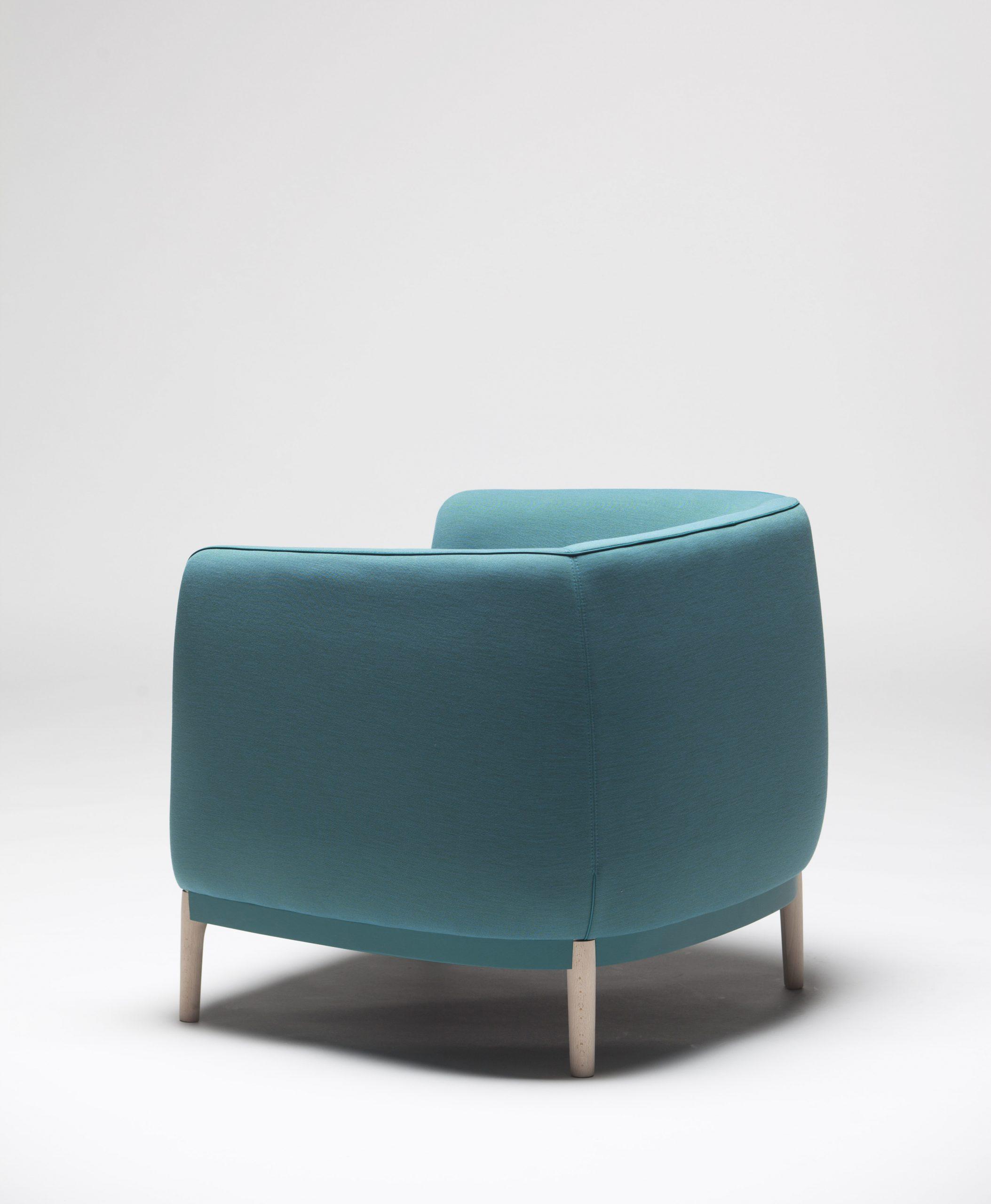 Cape lounge chair by Debiasi Sandri for Tekhne