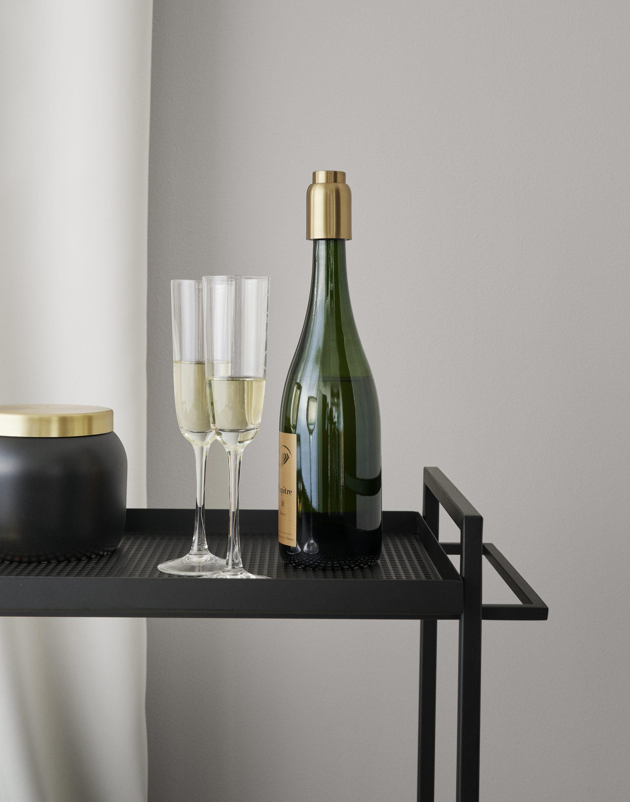 Collar bottle stopper by Debiasi Sandri designed for Stelton
