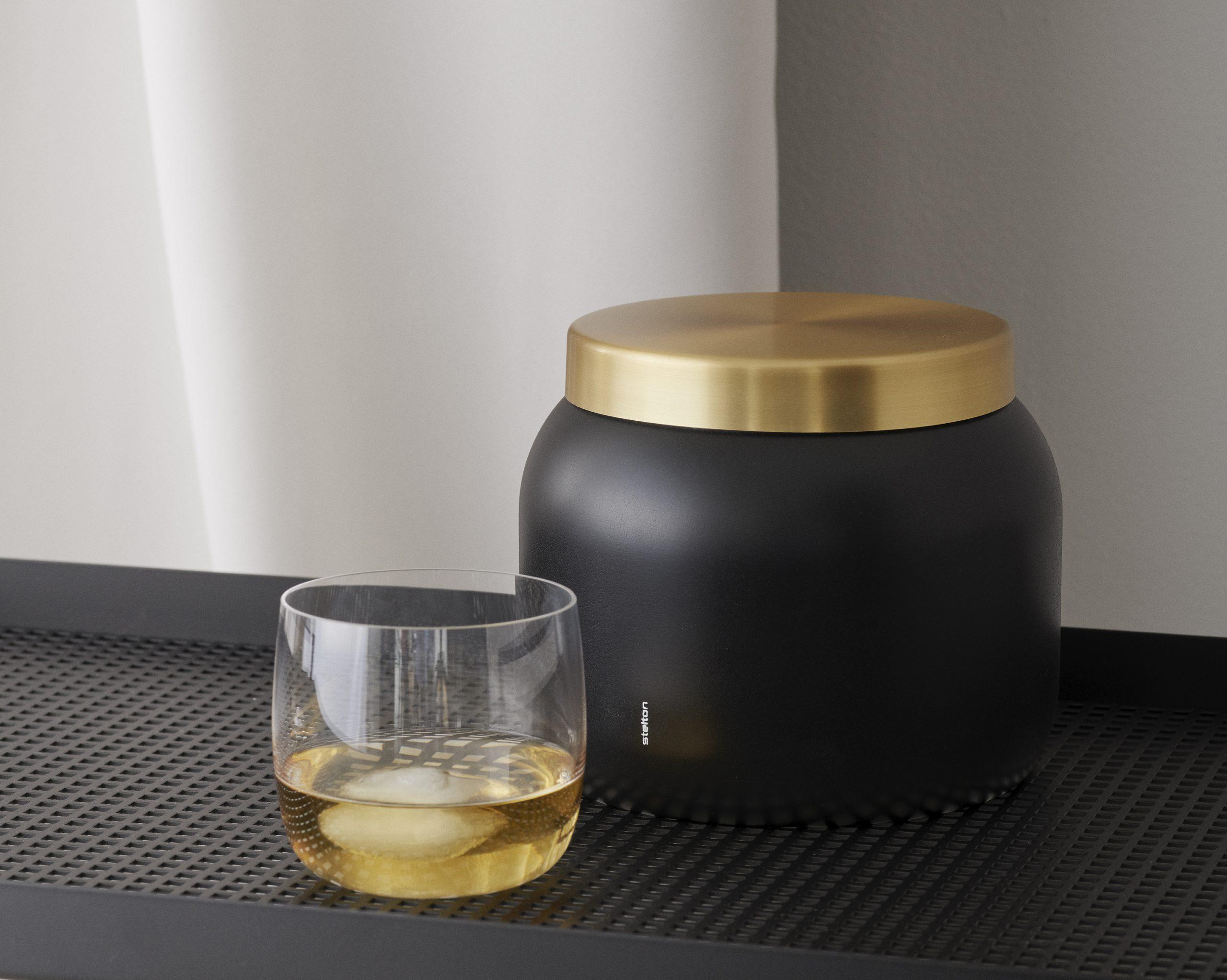 Collar Ice bucket by Debiasi Sandri for Stelton