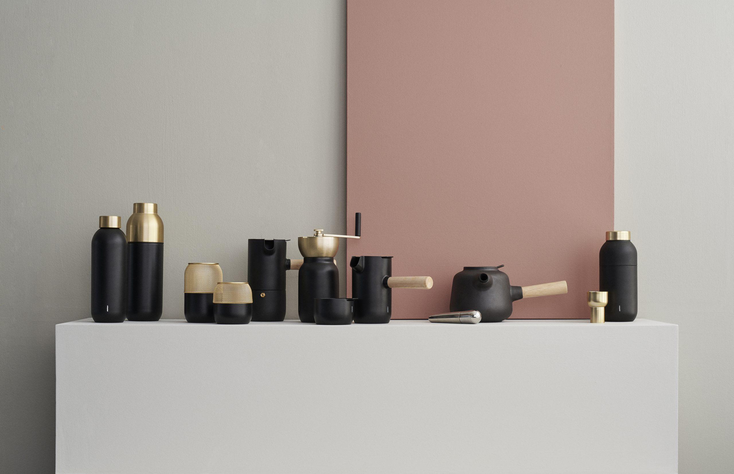 Collar collection, Mesh Tealight holder by Debiasi Sandri for Stelton