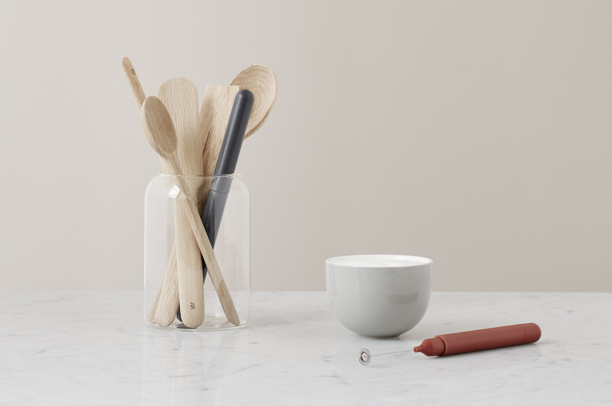 Frothy milk frother by Debiasi Sandri for RigTig