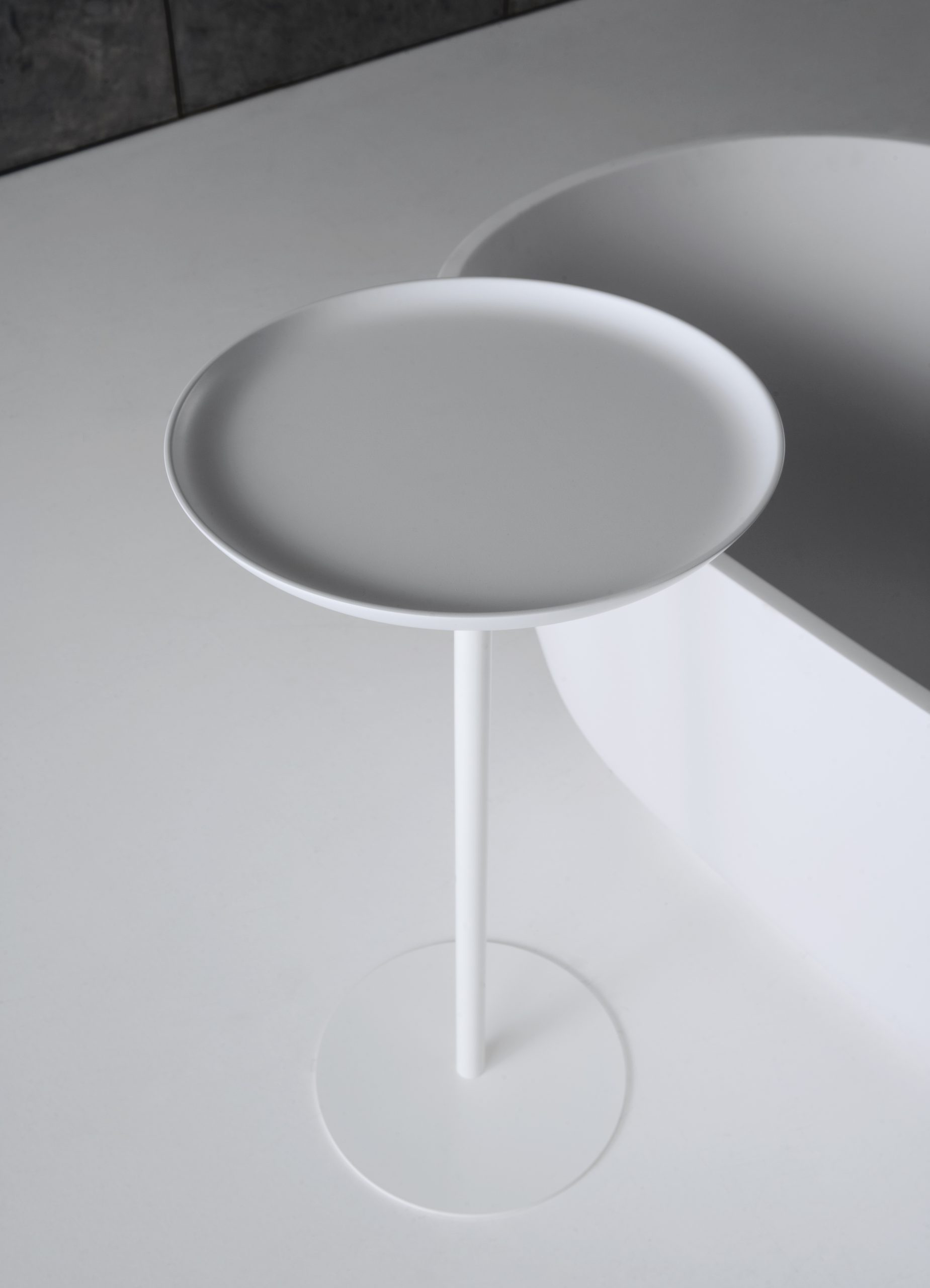 Lino side table by Debiasi Sandri for Antoniolupi