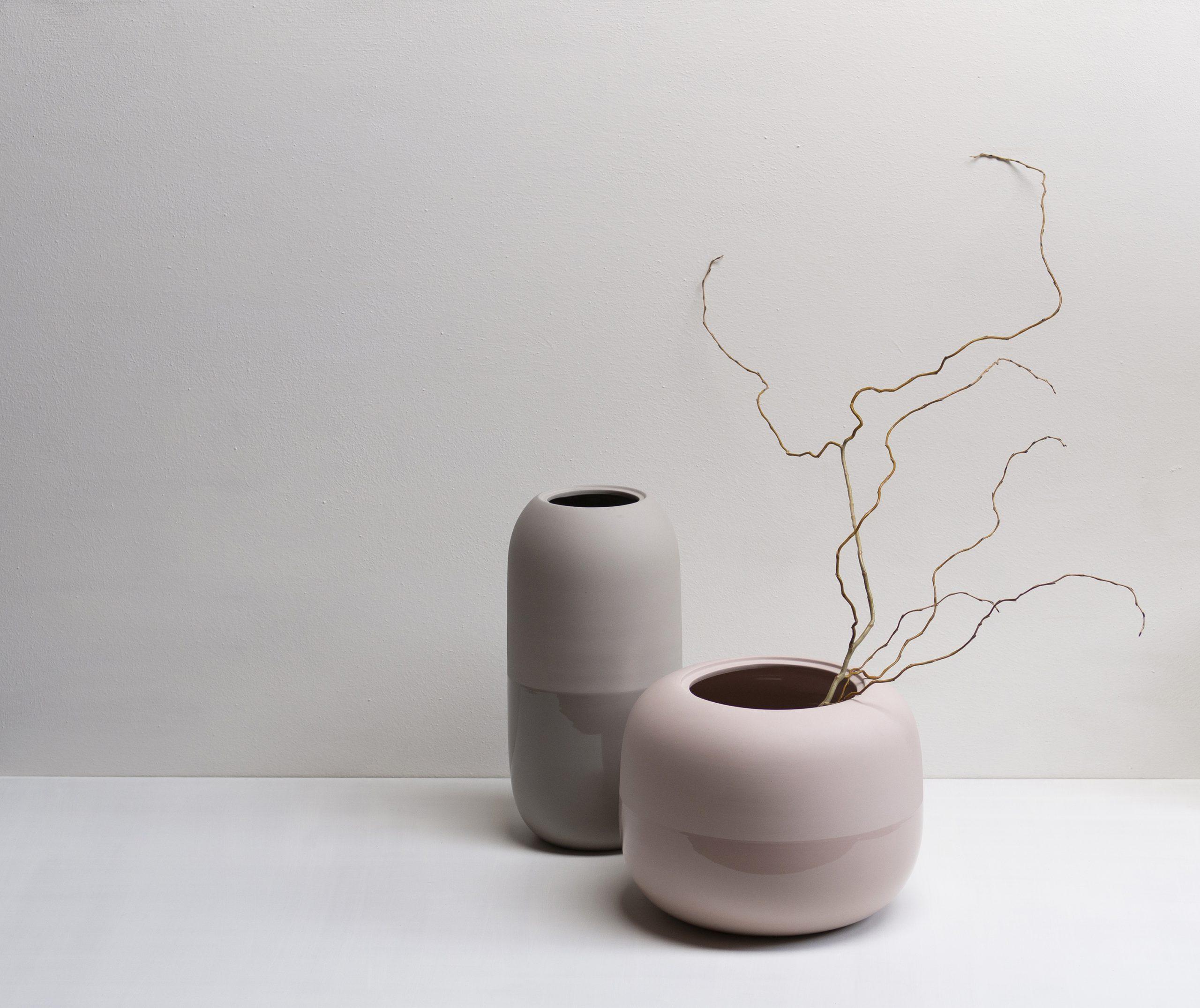 Pepo vases and containers by Debiasi Sandri for Normann Copenhagen
