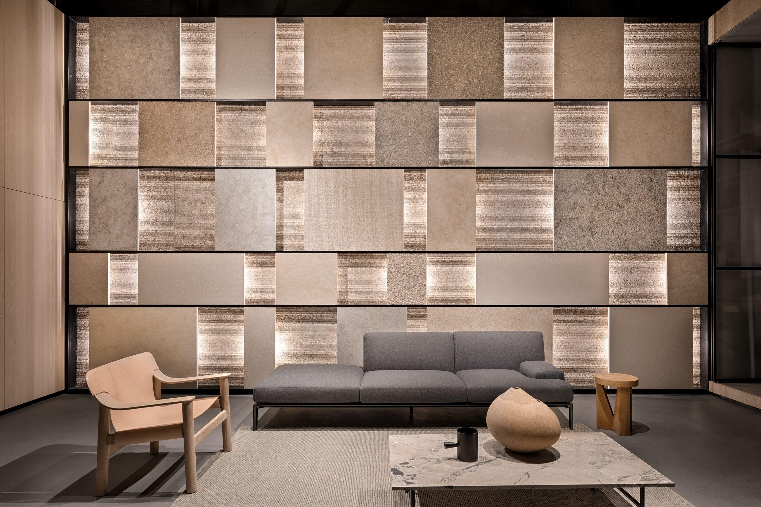 Showroom Interior Design by Debiasi Sandri for Grassi Pietre