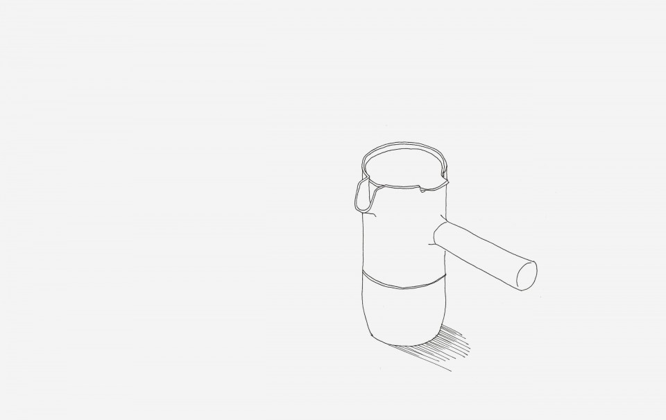 Debiasi Sandri Design Studio Home Collar sketch